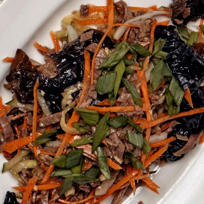 Тайский с говядиной и овощами